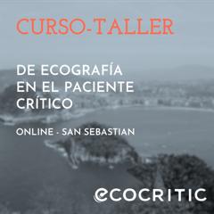 Curso-Taller de Ecografía Básica en el Paciente Crítico SAN SEBASTIAN