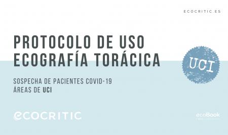Protocolo de Uso Ecografía Torácica · Covid-19 · UCI