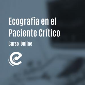 Programa Curso de Ecografía en el Paciente Crítico