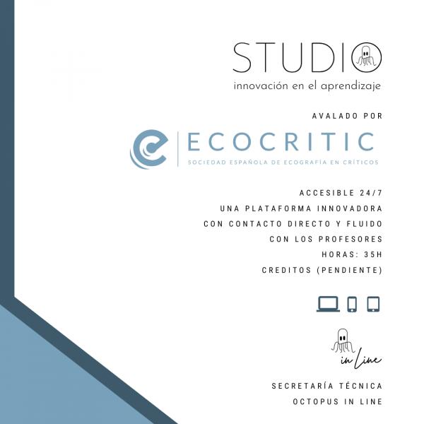 Curso Ecografía en Críticos Ecocritic